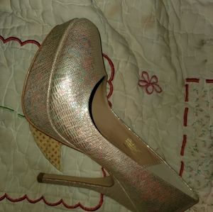 Womens size 7 high heels